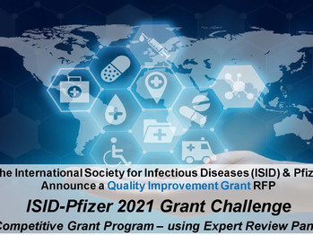 Announcing the ISID-Pfizer 2021 Grant Challenge