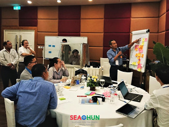 SEAOHUN 2019 One Health Workforce Planning workshop in Cambodia