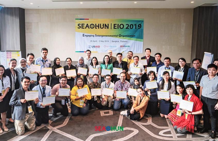 EIO group photo