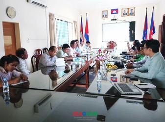 SEAOHUN 2019 Cambodia One Health University Network (CAMBOHUN)