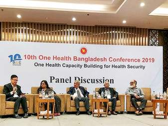 The 10th One Health Bangladesh Conference