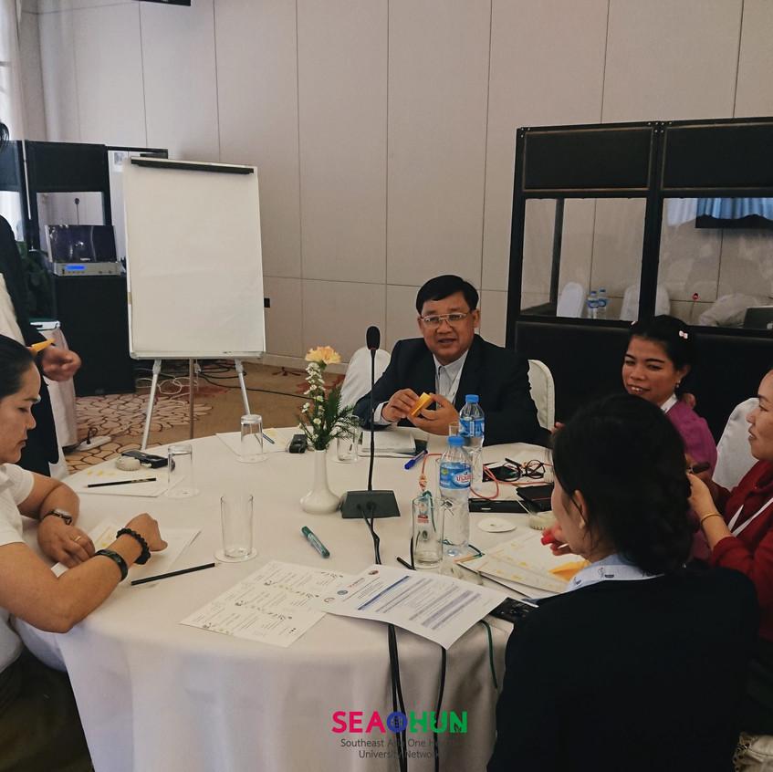 One Health orientation workshop