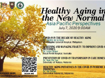 Healthy Aging in The New Normal