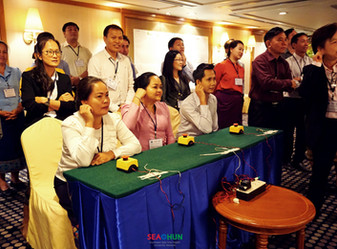 SEAOHUN 2019 Training Of Trainers in Lao PDR
