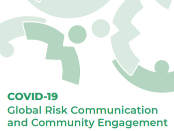 Global Risk Communication and Community Engagement Strategy COVID-19 ( December 2020 - May 2021 )