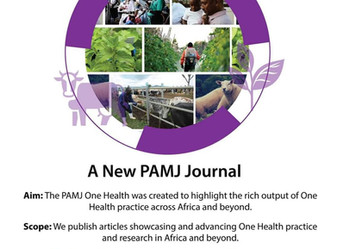 The Pan African Medical Journal (PAMJ) - One Health