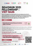 Call for Applications : SEAOHUN 2021 Fellowship in Viet Nam