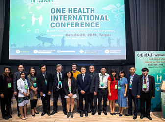 The 1st One Health International Conference in Taiwan
