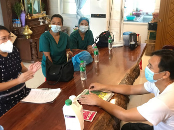 Antimicrobial resistance in wastewater of Yangon area