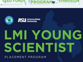 Apply Today! LMI Young Scientist 2019 Placement Program