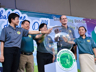 Global One Health Day Celebrations in Thailand