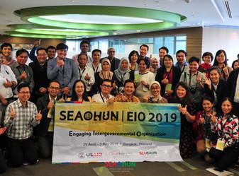 SEAOHUN 2019 Engaging Intergovernmental Organization program