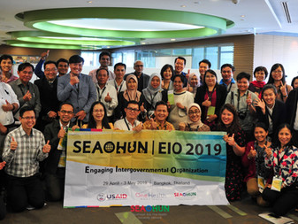 SEAOHUN 2019 Engaging Intergovernmental Organization program