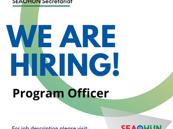 Job Opportunity! at SEAOHUN