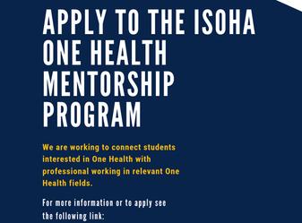 ISOHA Mentor Pilot Program