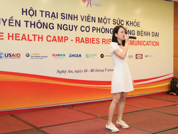 """Planting """"SEEDS"""" to Grow One Health in Viet Nam"""