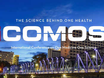 4th International Conference on One Medicine One Science (iCOMOS)
