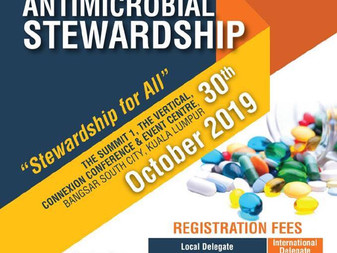 ASEAN Antimicrobial Stewardship Seminar and Workshop 2019