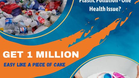 VOHUN Digital Contest: Plastic Pollution – One Health Issue?