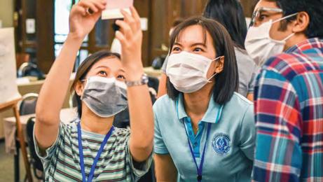 THOHUN-TELI : 2020 International Short Course on Ecosystem Health