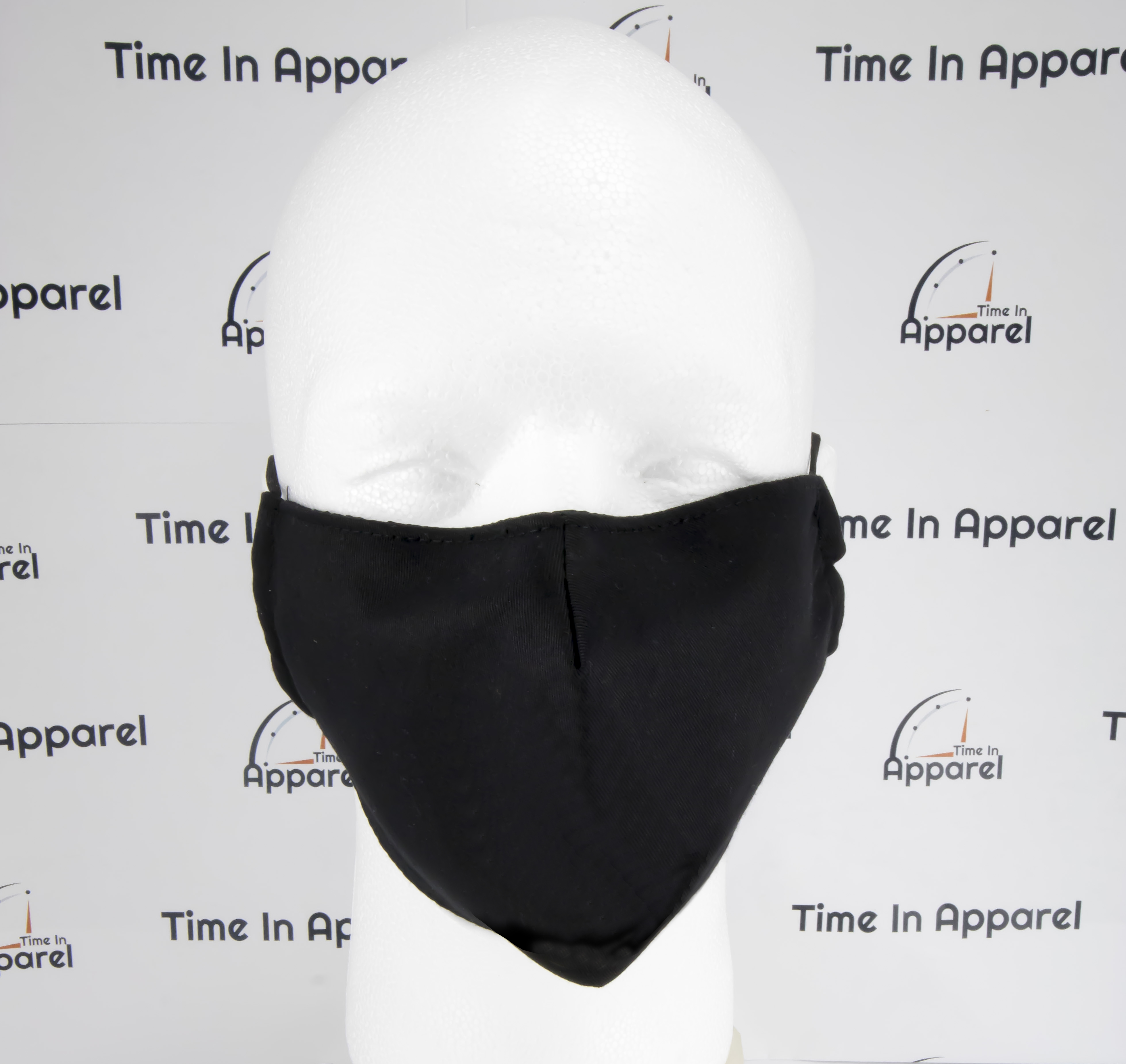black mask v2 front