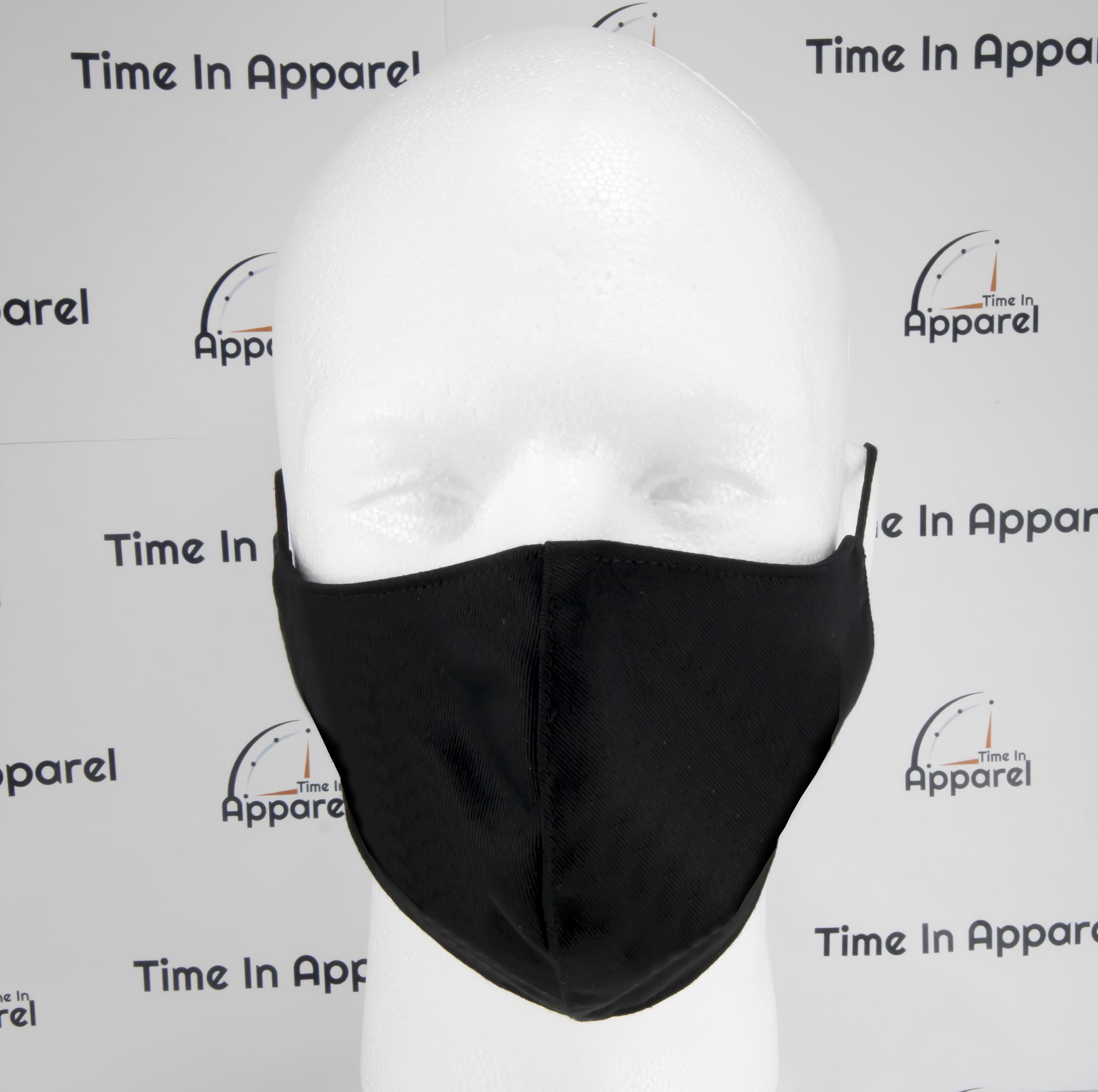 black mask v1 front