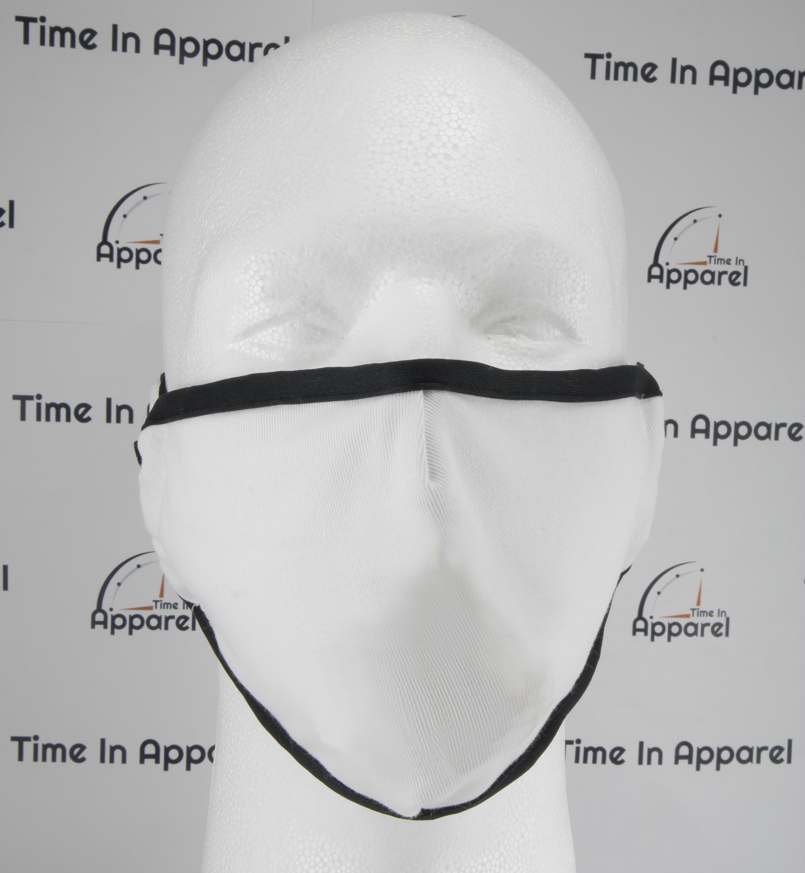 whie mask v1 front