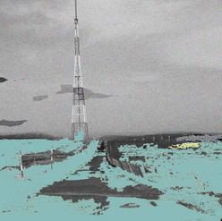 Somewhere - 30x40 cm, tirage numérique sur papier Hahnemühle Photo Rag 308 g 100 % coton