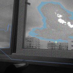 Créteil 2 - 30x40 cm - tirage numérique sur papier Hahnemühle Photo Rag 308 g 100 % coton