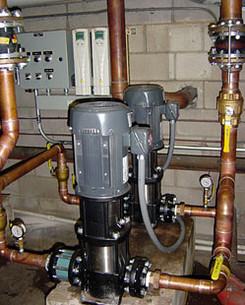 Duplex Booster Pump System