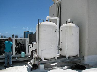Heat Pump and Hot Water Storage, Keola Hoonanea