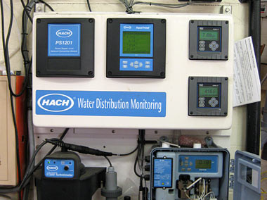 Hach Water Monitoring System