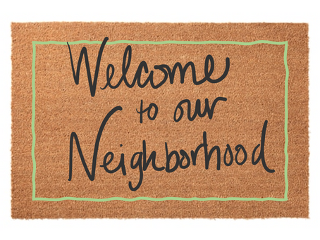 BWNA New Neighbor Welcoming Project