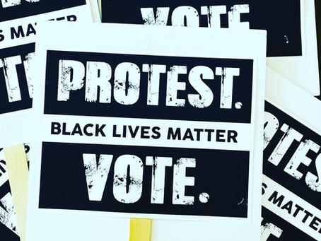 Northeast Sign Waving For Black Lives Matter (BLM)