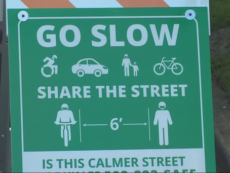 Update from PBOT on Greenways and Slowing Traffic