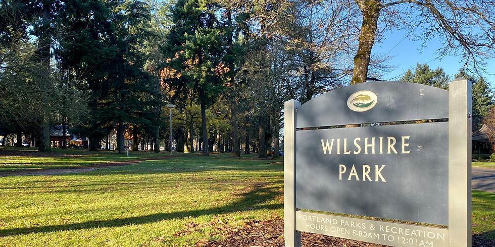 Wilshire Park Volunteer Event