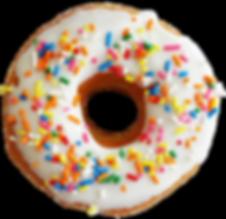 Multi Color Sprinkle Donut.png
