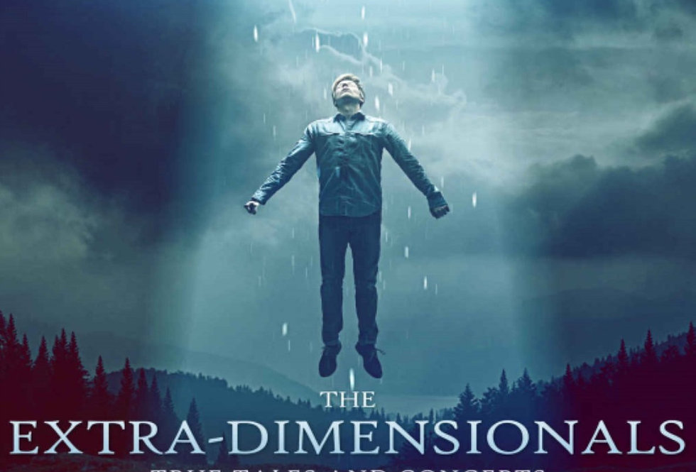 """Unsigned Copy""""The Extra-Dimensionals"""""""