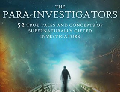 "Signed/Dedicated Copy ""The Para-Investigators"""
