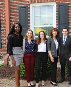 2019 TCNJ Fox Scholars