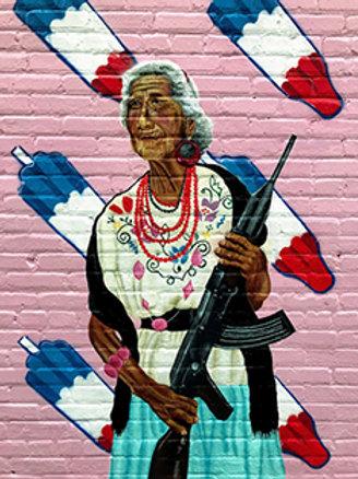Neighborhood Watch - Mural