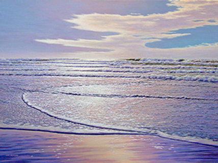 Beachwalking Low Tide