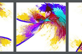 Color Warp No. 2