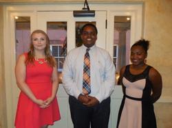 2016 Scholarship Winners