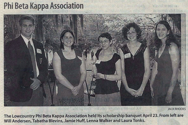 2007 Scholarship Winners