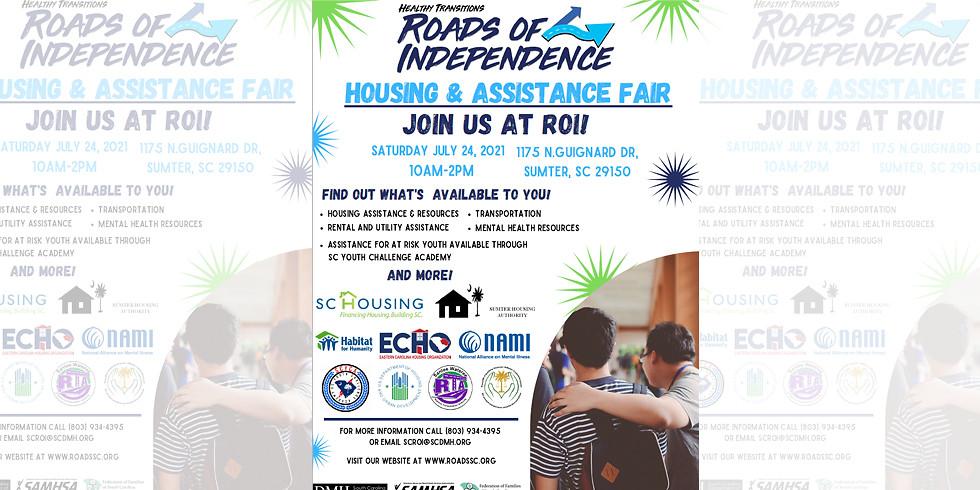 Housing & Assistance Fair