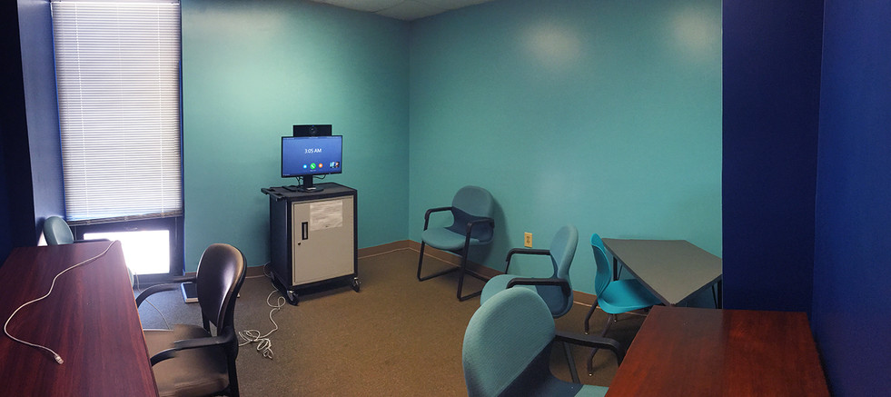 Telepsych Room