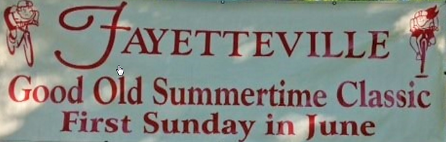 Fayetteville Good Old Summetime Classic