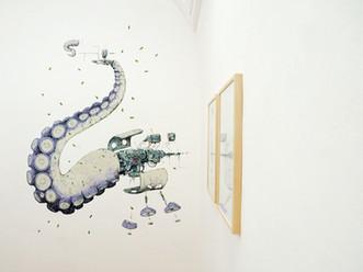 Ritmo Gallery, installation view