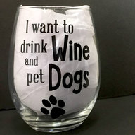 Drink Wine, Pet Dogs